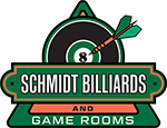 Schmidt Billiards & Game Rooms Logo
