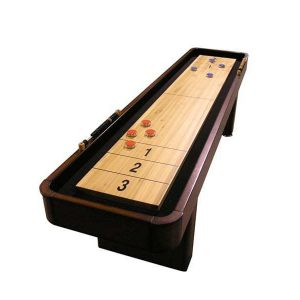 9′ & 12′ Shuffleboards from C.L. Bailey available from Schmidt Billiards and Game Rooms in Columbia, Missouri